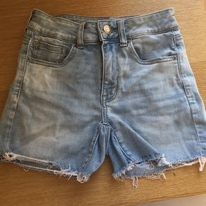 American Eagle Outfitters Shorts - American Eagle Light Wash Denim Shorts